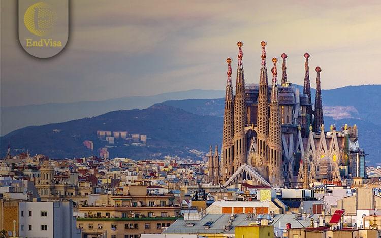 اقامت اسپانیا با سرمایه گذاری