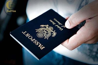 اخذ پاسپورت دوم