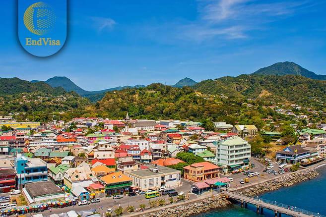 پاسپورت دومینیکا با خرید ملک