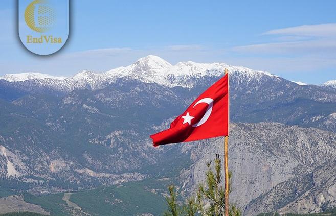 آب و هوای کشور ترکیه