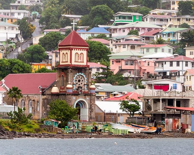 قیمت خرید ملک در دومینیکا