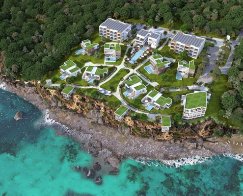 سهام هتل هیلتون دومینیکا