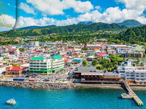 سفر به آمریکا از طریق پاسپورت دومینیکا