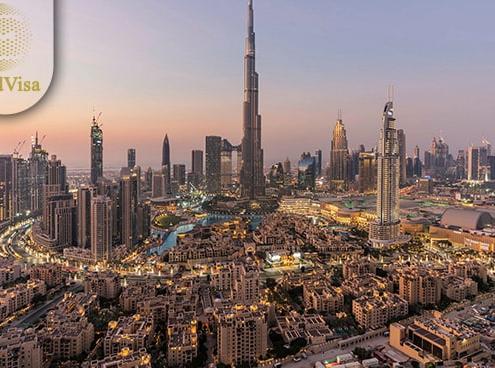 اقامت امارات با سرمایه گذاری