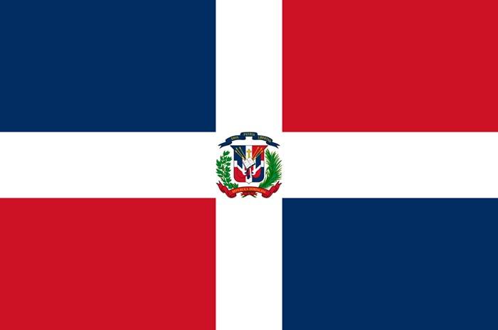 پرچم دومینیکن