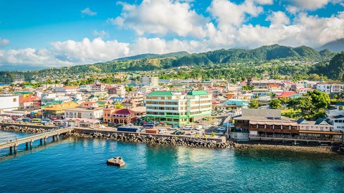 اقتصاد دومینیکا 2021